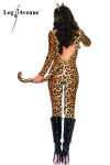 Costume Wild Cat Woman