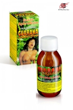 Guarana zn spécial (100 ml) : Stimulant sexuel et général à base de Guarana, pour homme et femme .