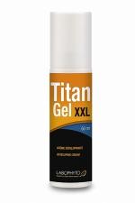 Titan gel XXL 60 ml : Crème développante permettant d'augmenter la taille de son pénis