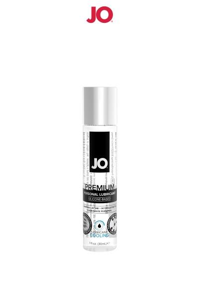 Lubrifiant premium silicone effet frais 30 ml