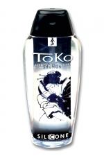Lubrifiant Toko Silicone : un lubrifiant silicone révolutionnaire  (165 ml), avec une texture somptueuse et veloutée extra longue durée, par Shunga.