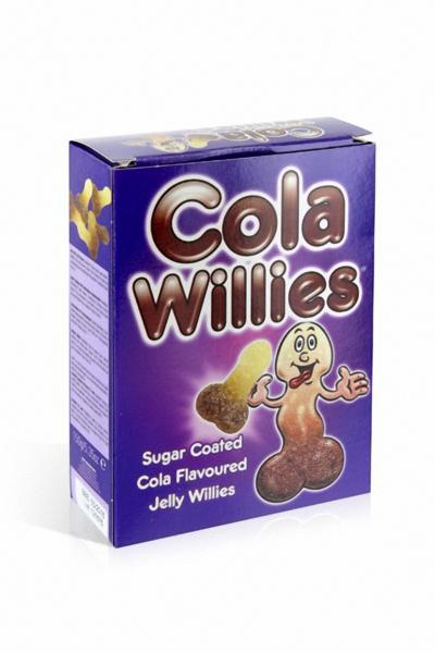 Bonbons zizi au cola - Cola Willies