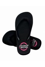 Tongs Jacquie et Michel : Soyez prêts pour les beaux jours avec la paire de tongs Jacquie & Michel.