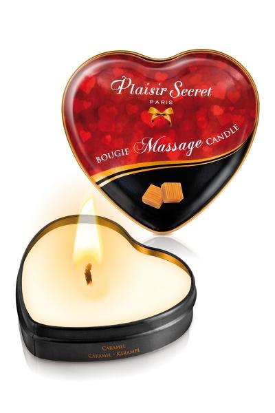 Mini bougie de massage Caramel