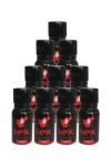 Poppers Sexline rouge (pack de 10)